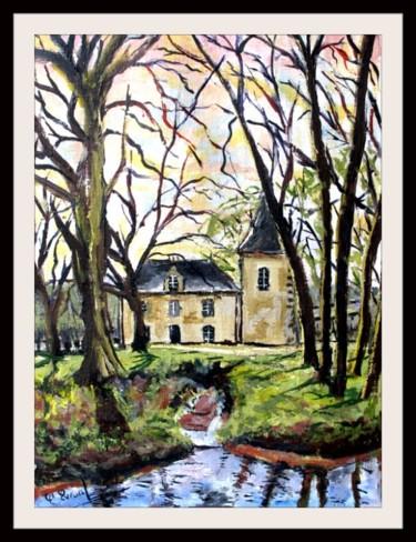 Le moulin du Domaine du Marais (Essonne)