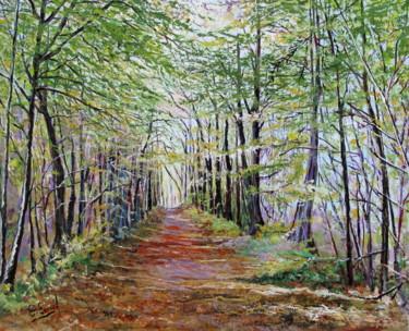 L'ALLEE FORESTIERE (Bois de la Grange à Yerres)