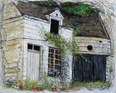 TRACES DE VIE (maison troglodyte en Val de Loire)