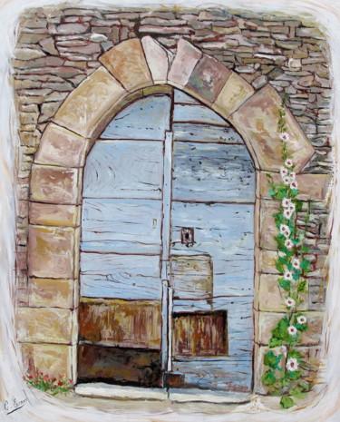 LES ROSES DU PASSE (porte médiévale à Martel dans le Lot)