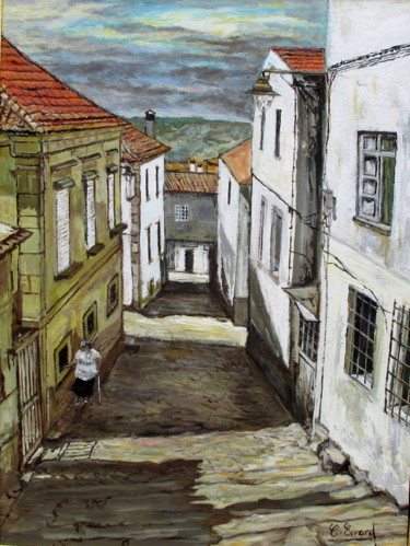 LE PASSAGE (quartiers anciens à Guarda - Portugal)