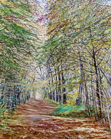 L'ALLEE ROYALE (Bois de la Grange à Yerres-Essonne