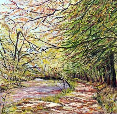 Promenade au bois d'Amour (Pont-Aven)