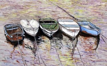 Barques bretonnes (Concarneau)