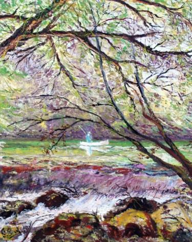 La rivière sous les ombrages