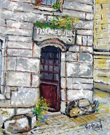TISSAGE DU LIN (Locronan-Finistère)